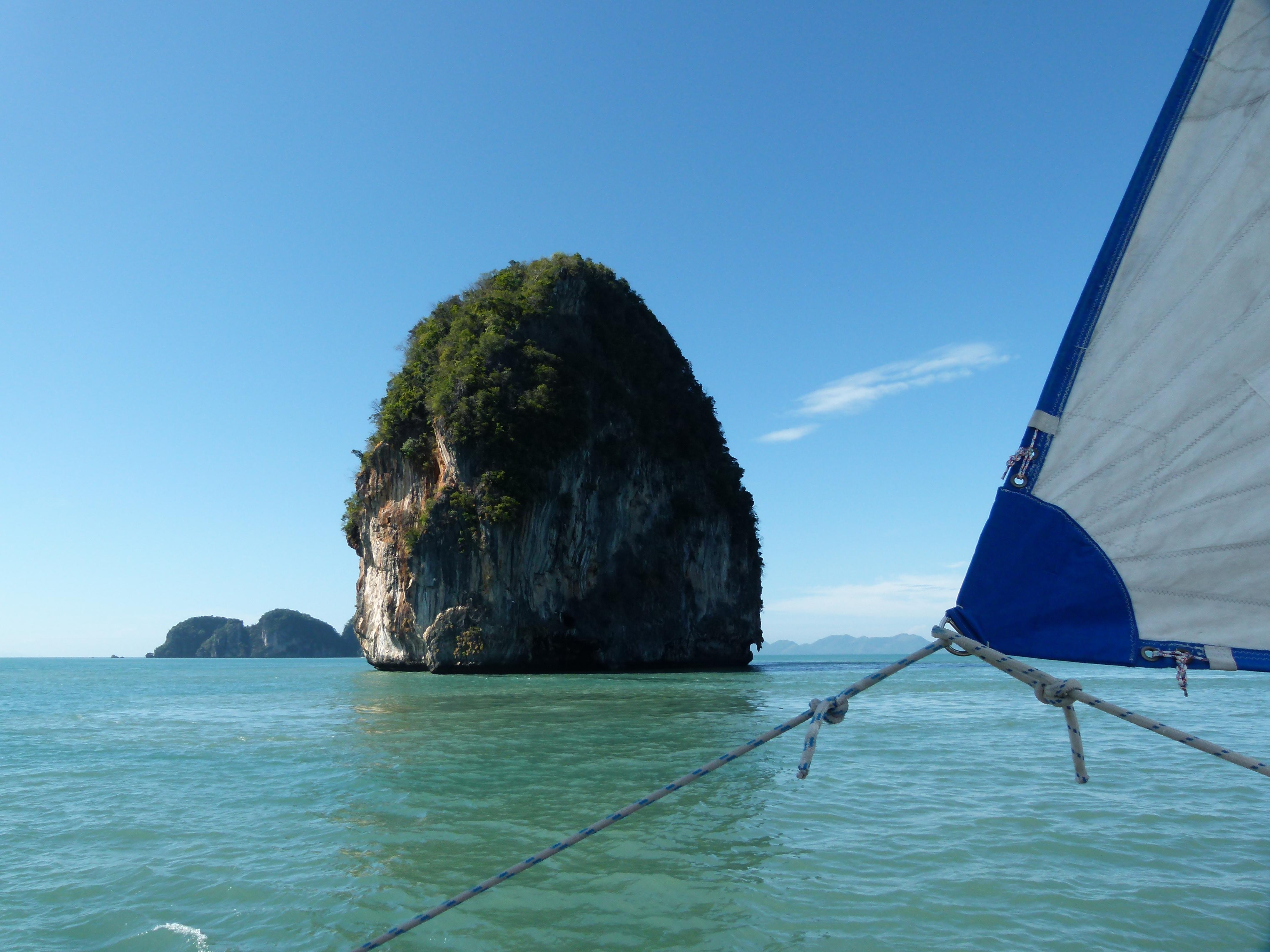 Similan Islands to Phang Nga Bay  timpam